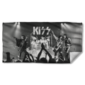 Black and White Stage Shot Sublimation Beach Towel