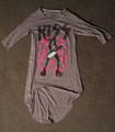 Trunk Pink Stars Demon Longsleeve Youth Shirt