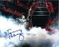 Tommy Thayer Signed Smoke Photo #6