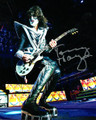 Tommy Thayer Signed Spotlight Photo #7
