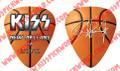 033012 Paul Stanley KISS New Orleans Basketball Guitar Pick