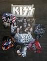 KISS 2013 USA Commemorative Pick Set