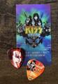 KISS Kruise III I THREW PICKS WITH GENE SIMMONS Guitar Pick