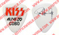 Paul Stanley Cobo Hall Alive 35 Guitar Pick