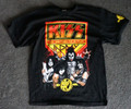 KISS Army Fanclub Loud and Proud 40 Years Tshirt