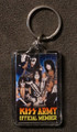 KISS Fanclub Keychain