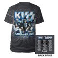 KISS Shattered Loud and Proud USA Tour Tshirt