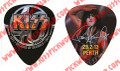 022813 Perth Australia Paul Stanley Guitar Pick