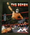 The Demon Dale Torborg Signed Photo