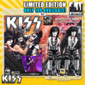 "KISS Limited Edition 8 Inch Figure Two-Packs: The Starchild ""Monster"" Edition"