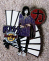Hard Rock Cafe Pin Paul Stanley 2005 City Walk Osaka KISS