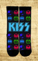 KISS Black Icons Socks