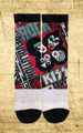 KISS Army Rock & Roll Over Socks