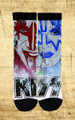 KISS Splash Faces Socks