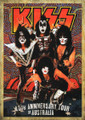 KISS Australia 40th Anniversary Tourbook 2015 Program