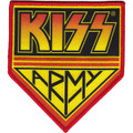 Large KISS Army Patch