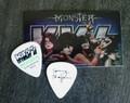 KISS Monster Common Green Australia Guitar Pick Tommy Thayer