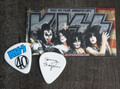 KISS 40 Years Icon Guitar Pick Tommy Thayer