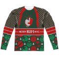 KISS Paul Stanley Merry KISSmas Longsleeve Shirt