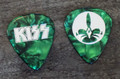 Catman Silver Foil 2011 Meet & Greet Guitar Pick