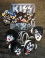 KISS 2013 Sweden Commemorative Pick Set