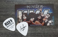 KISS Monster Common Black Australia Eric Singer Guitar Pick
