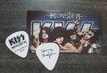 KISS Monster Common Black Australia Tommy Thayer Guitar Pick