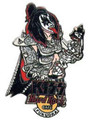 Hard Rock Cafe 05 Fukuoka Gene Simmons Kiss Pin