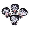 "KISS 16"" Plush Character Set"