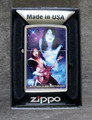 2016 Ace Frehley Spaceman Zippo Lighter