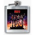 KISS Destroyer Stainless  Flask