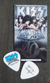 KISS Monster Common Color Europe Guitar Pick 2013 Tommy Thayer