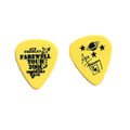 Ace Frehley KISS Yokohama City Guitar Pick 031001 Farewell Tour