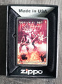 2017 KISS Live Destroyer Zippo Lighter