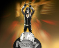 KISS Peter Criss (ALIVE!) Rock Iconz Statue