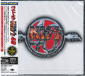 THE BEST OF KISS 40 Japan white Label CD