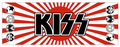 KISS Japan 2013 Flag Towel
