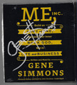 Gene Simmons Signed Me Inc Audio Book