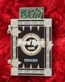 Hard Rock Cafe Pin Denver Door Peter Criss 2007