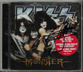 Gene Simmons Signed Monster CD