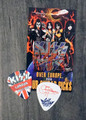 KISS Sonic Boom Europe London 051310 Photo Guitar Pick Gene Simmons