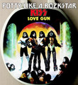 Love Gun Toilet Seat