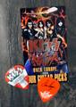KISS Sonic Boom Europe Zurich 051710 Guitar Pick Eric Singer