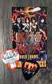 KISS Sonic Boom Europe Zurich 051710 Guitar Pick Paul Stanley Photo