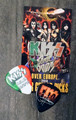 KISS Sonic Boom Europe Milan 051810 Guitar Pick Gene Simmons Photo