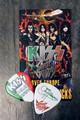 KISS Sonic Boom Europe Milan 051810 Guitar Pick Gene Simmons