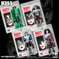 KISS Dynasty 8 Inch Action Figures Series 8