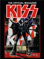 The Official KISS Magazine #2 Gene Simmons Cover