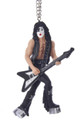 KISS Starchild Paul Stanley Stepping Over Guitar Ornament