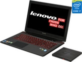 "Lenovo Y50 4K (59425943) Gaming Laptop Intel Core i7-4700HQ 2.4GHz 15.6"" 4K Windows 8.1 64-Bit"
